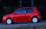 98 hướng dẫn mua đã qua sử dụng VW Lupo GTi theo dõi bên