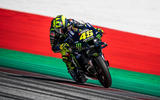 98 Valentino Rossi retirement news bike