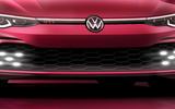 Volkswagen Golf GTI 2020 design cues - lights