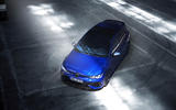 Volkswagen Golf R 2020 official reveal - hangar static