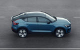 98 Volvo C40 Recharge 2021 official images hero side