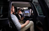 Volvo mixed reality simulator research - backseat driver