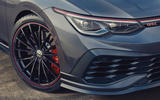 98 VW Golf GTI Clubsport 45 official images headlights wheel