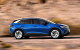 Volkswagen ID 4 official images - tracking side