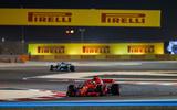 Formula One night racing