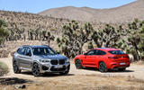 BMW X3M and X4M official press - static 2