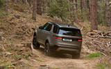 Land Rover Discovery MY2021 official images - off-road rear