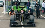 98 Rodin Cars FZED UK First Drive
