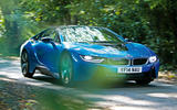 Used vs PCP: Supercars - BMW i8