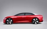 Volkswagen ID Vizzion concept - side