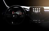 Nissan Qashqai 2021 preview overall dash