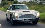99 Aston Martin DB6 Lunaz EV conversion offical images lead