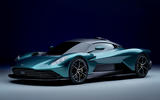 99 Aston Martin Valhalla official reveal hero front