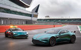99 Aston Martin Vantage F1 Edition official reveal images hero