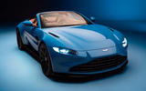 Aston Martin Vantage Roadster 2020 - official press images - front