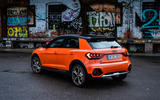 Audi A1 Citycarver 2019 first drive review - static rear