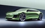 99 Audi A8 successor render July 2021