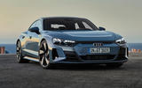 99 Audi E tron GT 2021 official reveal static front