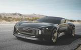 99 Audi Sky sphere concept 2021 lead front