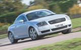 99 Audi TT mk1 Bauhaus feature 2021 hero