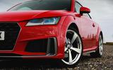 Audi TT Mk3 - static front