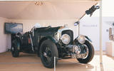 Bentley Blower Continuation - front
