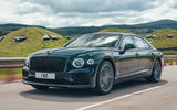 99 Bentley Flying Spur PHEV 2021 official images hero front