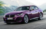99 BMW 2 Series 2021 official reveal hero front