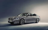 2019 BMW 7 Series official reveal - hero front