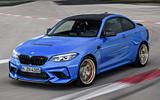 BMW CS 2020 official press images - hero front