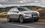 BMW iNext official images - tracking front