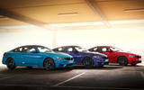 BMW M4 Edition M Heritage official press - hero front