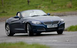 BMW Z4 E89 used buying guide - hero front