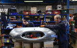 99 British Motor Heritage factory visit 2021 lead