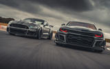 99 Camaro ZL1 vs Sutton Mustang 2021 lead