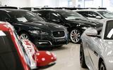2020 car sales analysis - Jaguar dealership