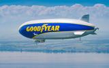 Autocar Christmas Road Test 2020: the Goodyear Blimp