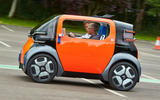Citroen Ami One concept driven - lead