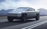 Top 10 pickup trucks 2020 - Tesla Cybertruck