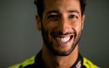 Daniel Ricciardo interview - lead