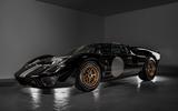 99 Everrati GT40 2021 offical images studio front