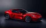 Ferrari Omologata official images - front