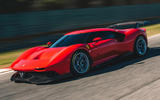 Ferrari P80/C 2019 reveal official pictures - hero front
