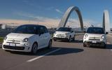 99 Fiat 500 Hey Google family