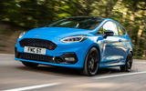 Ford Fiesta ST Edition 2020 official announcement - hero front