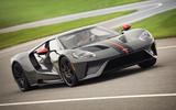 Ford GT Carbon Series officially revealed - hero front