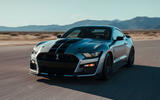 Ford Shelby Mustang GT500 official reveal - hero front