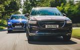 99 Genesis vs Audi twin test 2021 lead