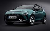 99 Hyundai Bayon 2021 official images static front