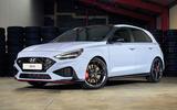 Hyundai i30 N 2020 facelift official images - hero